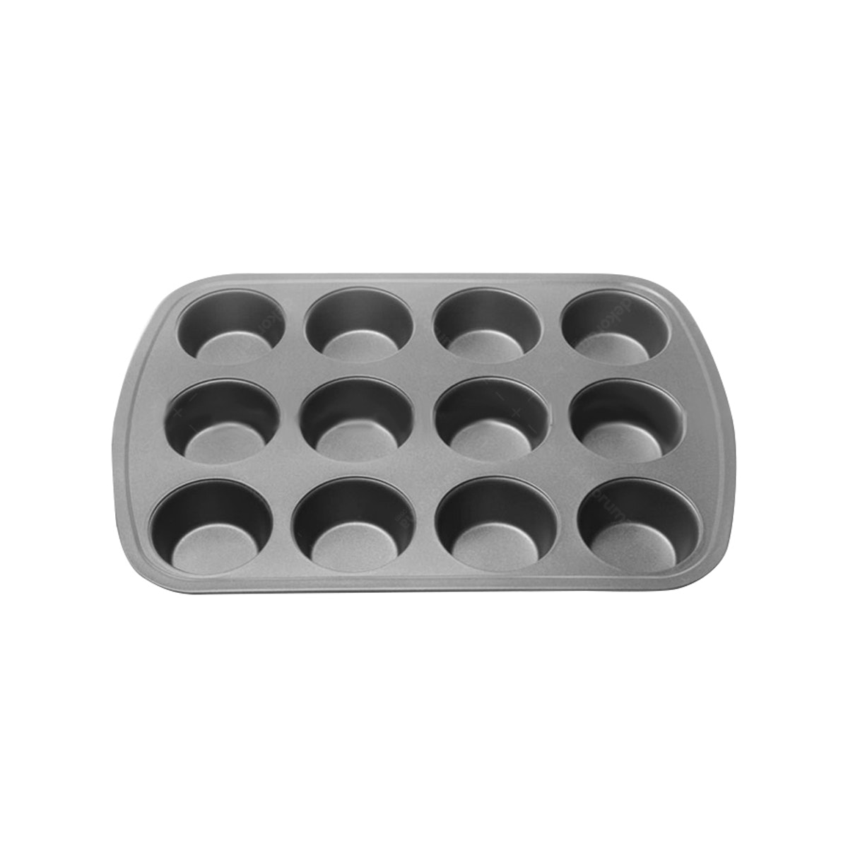 Cooks Habit 12 Cup Muffin Pan Regular