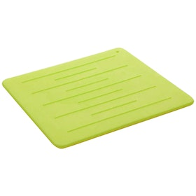 Cooks Habit Silicone Trivet - Green