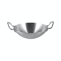 Cooks Habit Heavy Gauge Chinese Wok 32 Cm Wajan Penggorengan