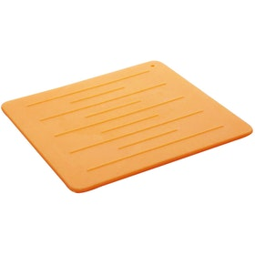 Cooks Habit Silicone Trivet - Orange