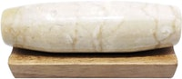 Cooks Habit Rolling Pin Marmer Small [10 CM] - Cooks Habit