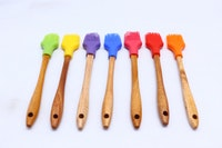 Cooks Habit Petite Pastry Brush - Warna Random