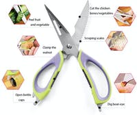 Cooks Habit Cooks Habit Gunting Detachable Scissors