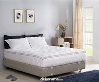 Cozylila Mattress Topper 100persen Down Feather 200x200x40cm