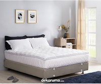 Cozylila Mattress Topper Feather Like 200x200x40cm