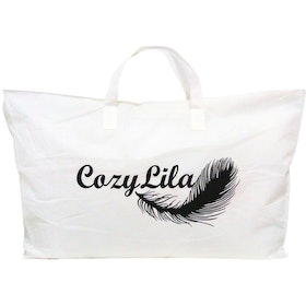 Cozylila Guling Bulu Angsa 50persen Feather (Royal)