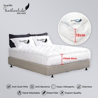 Cozylila Mattress Topper Featherlike 12cm 160 x 200
