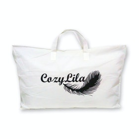 Cozylila Guling Bulu Angsa 100persen Small Feather (Caring)