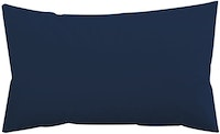 Decorio Sarung Bantal Basic - Navy 50x30cm