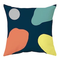 Decorio Sarung Bantal - Splash 40x40cm