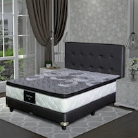 Comforta Kasur Super Choice - Black Edition Uk 200x200
