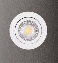 Spark Downlight Recessed 7W - Switchable - 3000K/4000K/6500K