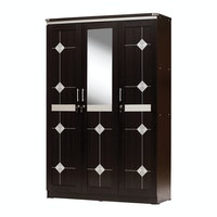 Felini Furniture Lemari 3 Pintu Diamond LPC 0301 DW