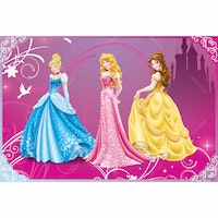 Interior DIY Memory Foam Mat Princess