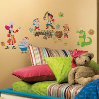 Interior DIY Sticker Dinding Anak Jack and the Never Land Pirates Wall Decals RMK 1778 SCS (4 lbr)