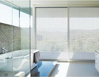 Interior DIY Hyundae Fixpix Glass Sheet Sticker Kaca White Box HP 82021 92 cm x 2m