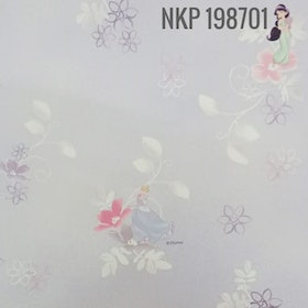 Interior DIY Wallpaper Dinding Promo Import Berkualitas NKP198701