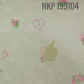 Interior DIY Wallpaper Dinding Promo Import Berkualitas NKP199104