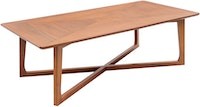 Kota Jati Coffee Table Ruby