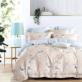Elegance Quilt Cover Hana Collection 210x210cm