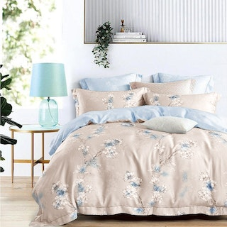 Elegance Quilt Cover Tencel Hana Collection 260x230cm