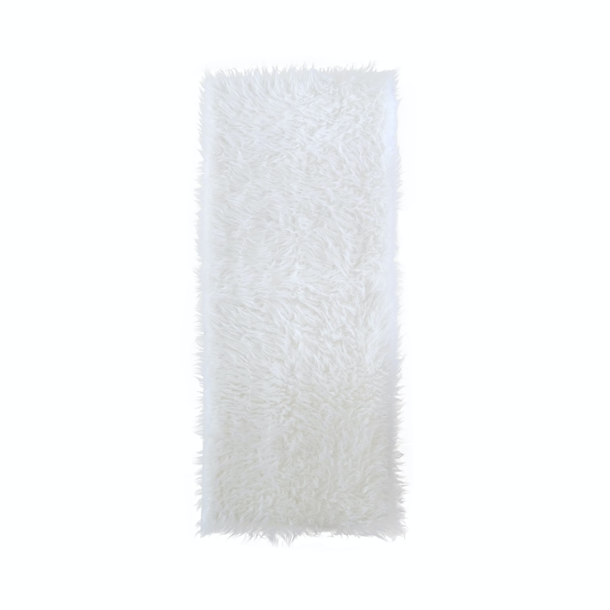 Eclectic Home Decor Fuzzyfur Throw blanket/Runner
