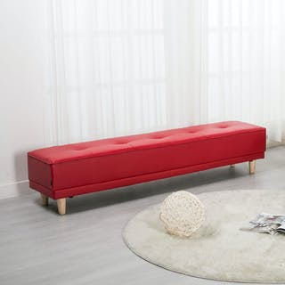ebonia Sofa May 180cm Merah