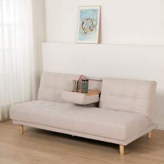 ebonia Sofa Bed Maxim Fabric - Krem