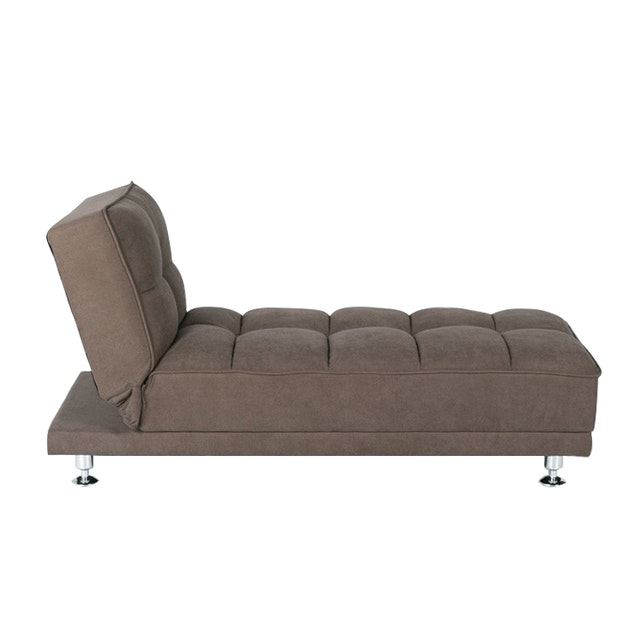 Ebonia COUCH Sofa Bed Type B Kain Brown