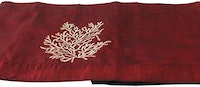 ELHA Table Runner Merah Koral