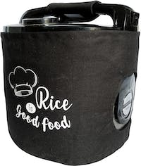 Els Gallery Cover Rice Cooker Hitam - Rice is Good Food