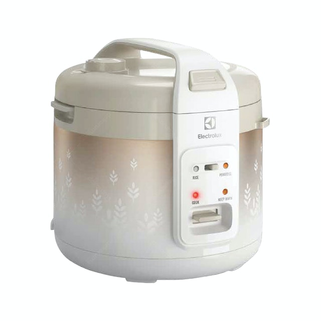Electrolux Rice Cooker 1.8L ERC 3405 Light Brown