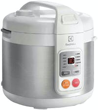 Electrolux Rice Cooker 1.8L ERC 3505 Silver