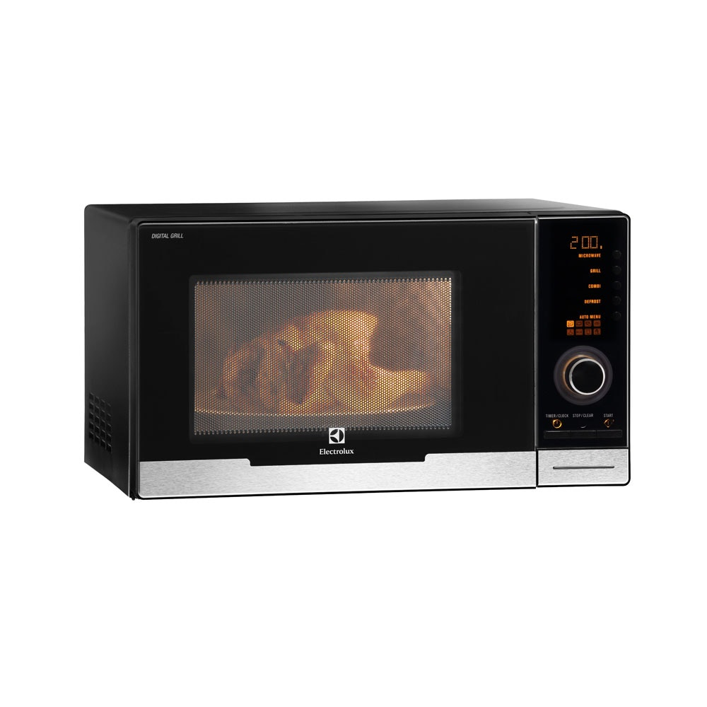 Electrolux Microwave + Grill 23 Liter EMS2348X