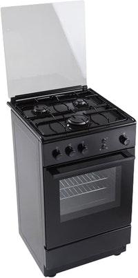 Electrolux 50cm Gas Hob Gas Oven Free Standing Cooker - EKG20100OK