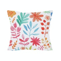 13 Episode Dancing Flowers Cushion Cover 45cmx45cm (Cover)