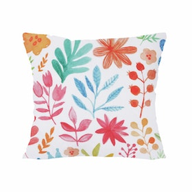 13 Episode Dancing Flowers Cushion Cover 50cmx50cm (Cover)