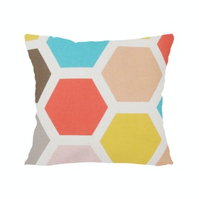13 Episode Beehive Cushion Cover 50cmx50cm (Cover)