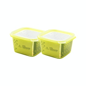 Claris Paket SQ Foodsaver 2728 (1 paket isi 2 pcs)-Green