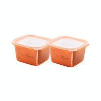 Claris Paket SQ Foodsaver 2728 (1 paket isi 2 pcs)-Orange