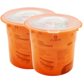 Claris Paket CR Foodsaver 2712 (1 paket isi 2 pcs)-Orange