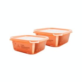 Claris Paket SQ Foodsaver 2727 (1 paket isi 2 pcs)-Orange