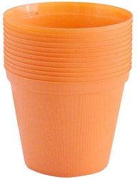 Claris Pot Bibit 6210 (12 Pcs) - Orange