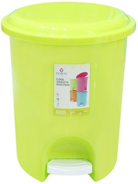 Claris Vineeta Dustbin 1167 - Green (20 Liter)