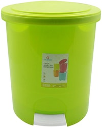 Claris Muller Dustbin 1168 - Green (12 Liter)