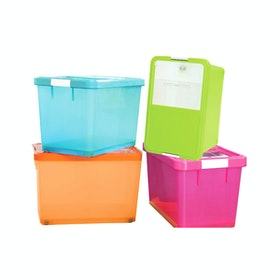 Claris Container Evita 1053 AJD AR - Orange (22 Liter )