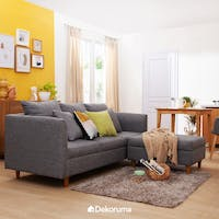 Ezma Klaus Sofa L 2 in 1