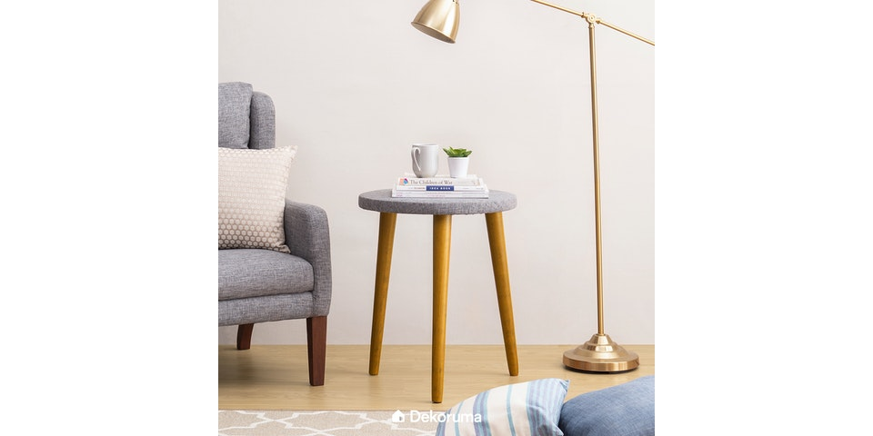 Ezma Theodore Side Table