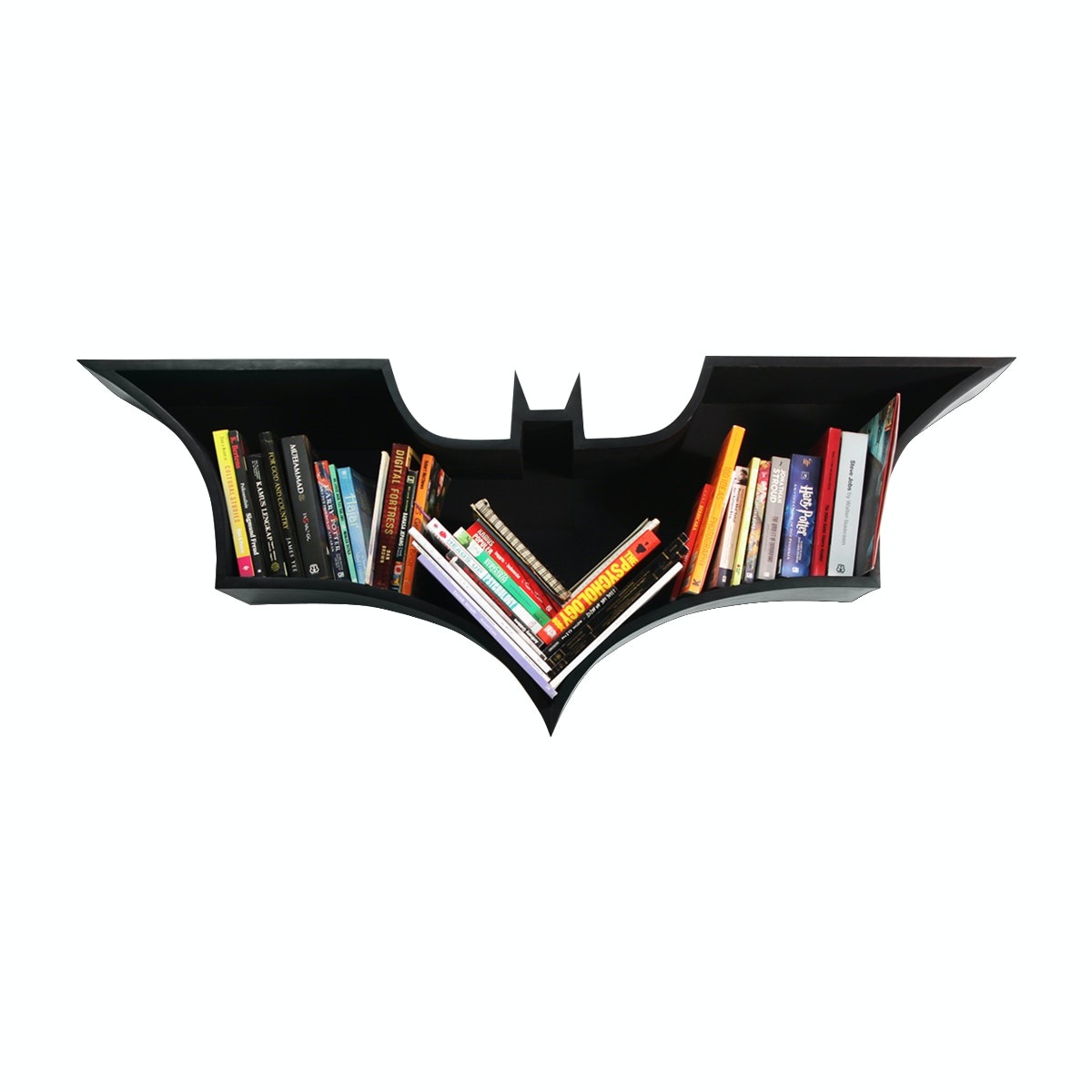 Fangorn Batman Bookshelf