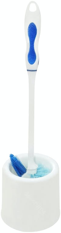 Swash Rim Cleaner Toilet Brush Anti Bakteri W/ Bowl 70098